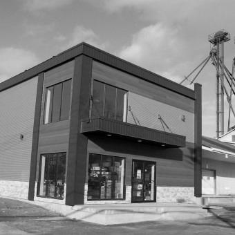Agriservices St-Laurent - Nouveau magasin - Windsor (2015)